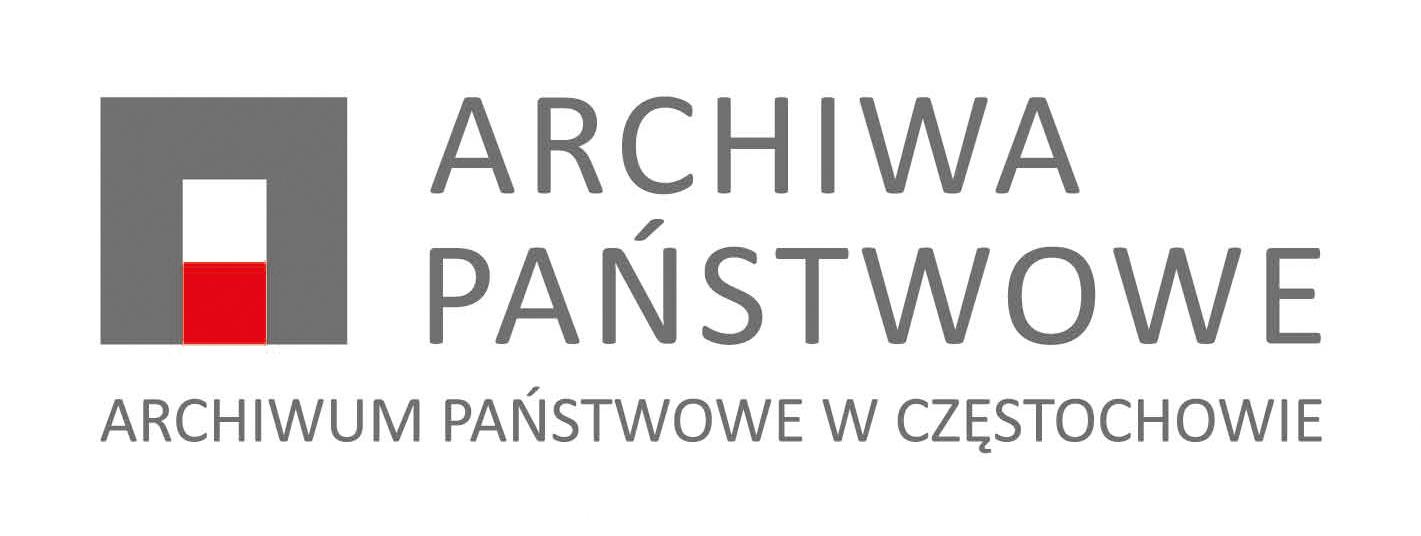 Logo Archiwum Państwowego w Częstochowie